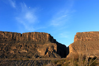 Early morning at Santa Elena Canyon