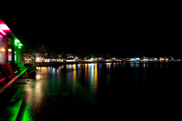 Dahab at night